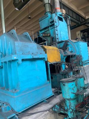 产250L密炼机+660开炼机整套混炼中心