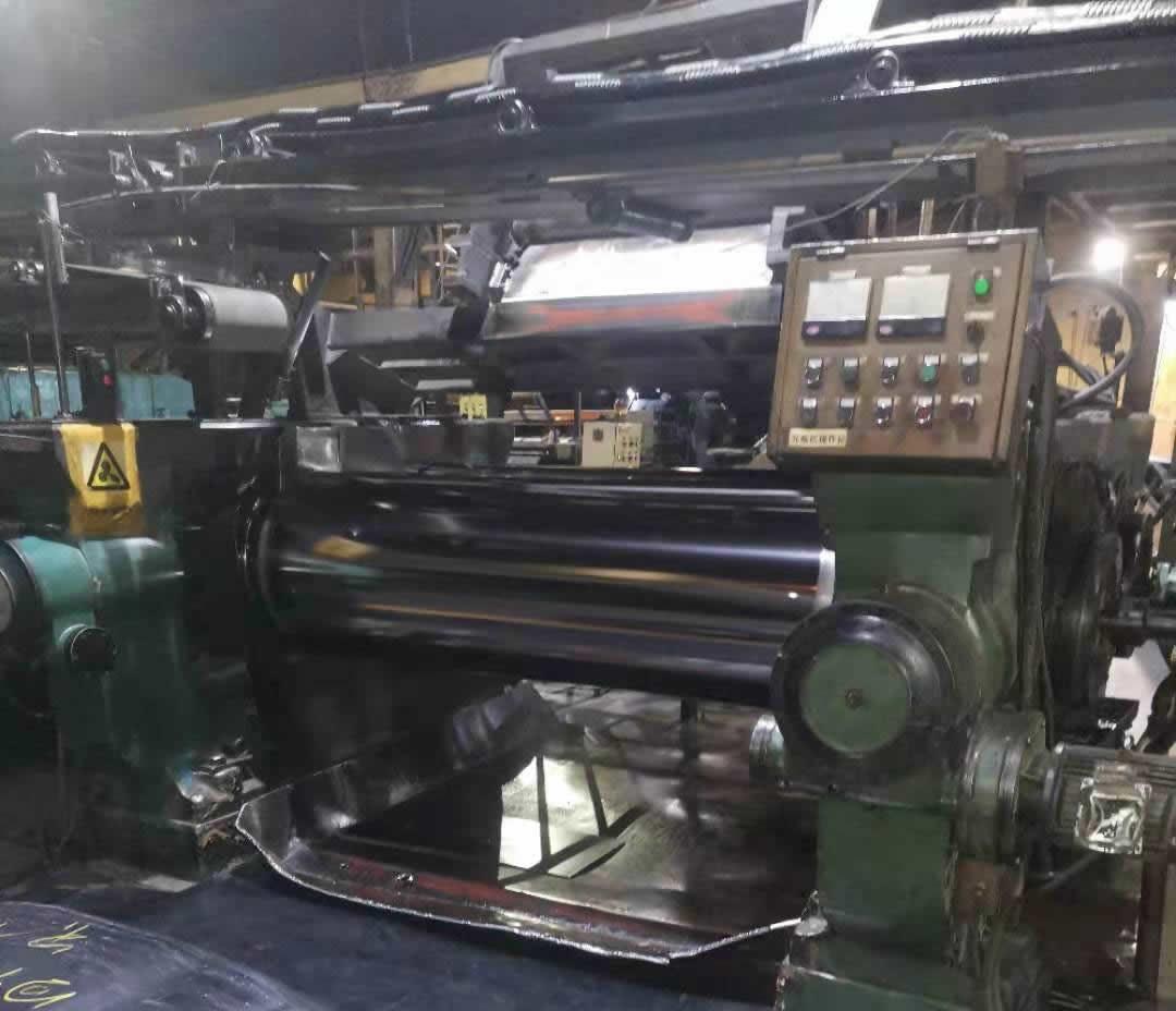 二手橡胶设备26寸开炼机